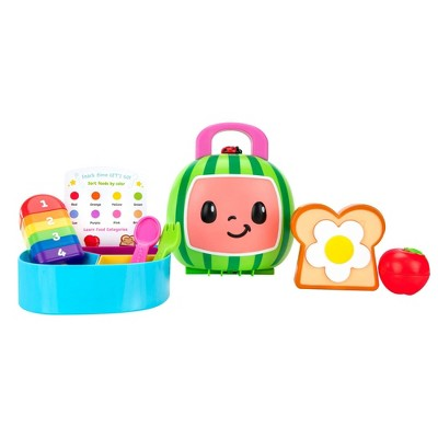 CoComelon Lunchbox Playset