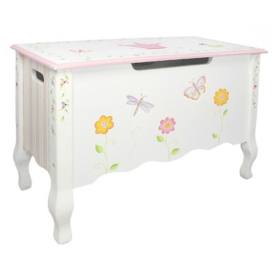Fantasy Fields Princess & Frog Toy Chest - Teamson