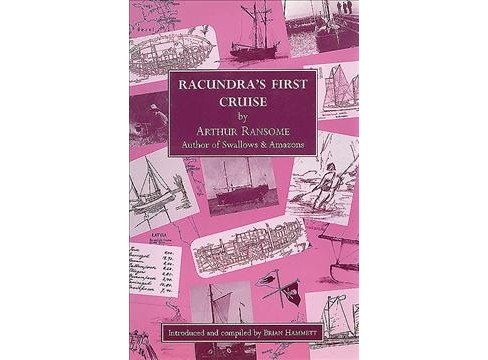 Racundra's First Cruise -  New by Arthur Ransome (Paperback) - image 1 of 1
