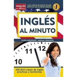 INGLES AL    MINUTO Bilingual