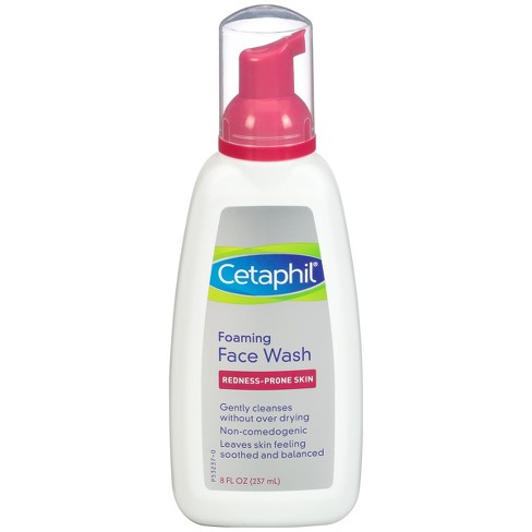 Cetaphil Redness Prone Skin Foaming Face Wash 8 Fl Oz Target