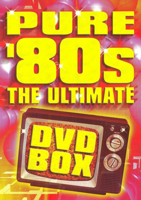 Pure 80's:Ultimate dvd box (DVD) - image 1 of 1