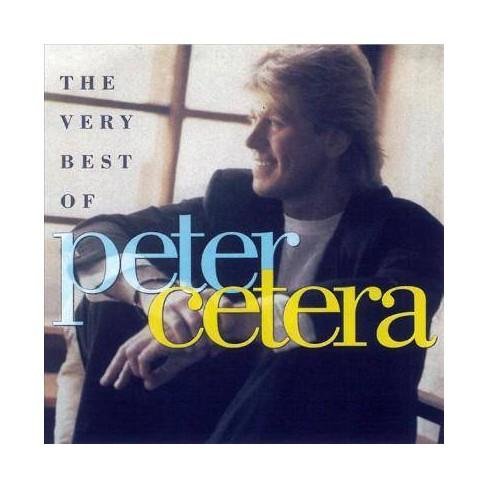 Peter Cetera - Very Best Of Peter Cetera (CD) - image 1 of 1