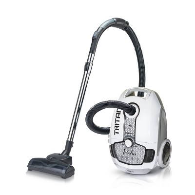 Prolux Tritan 5-Speed Hard Floor Canister Vacuum with HEPA Filter