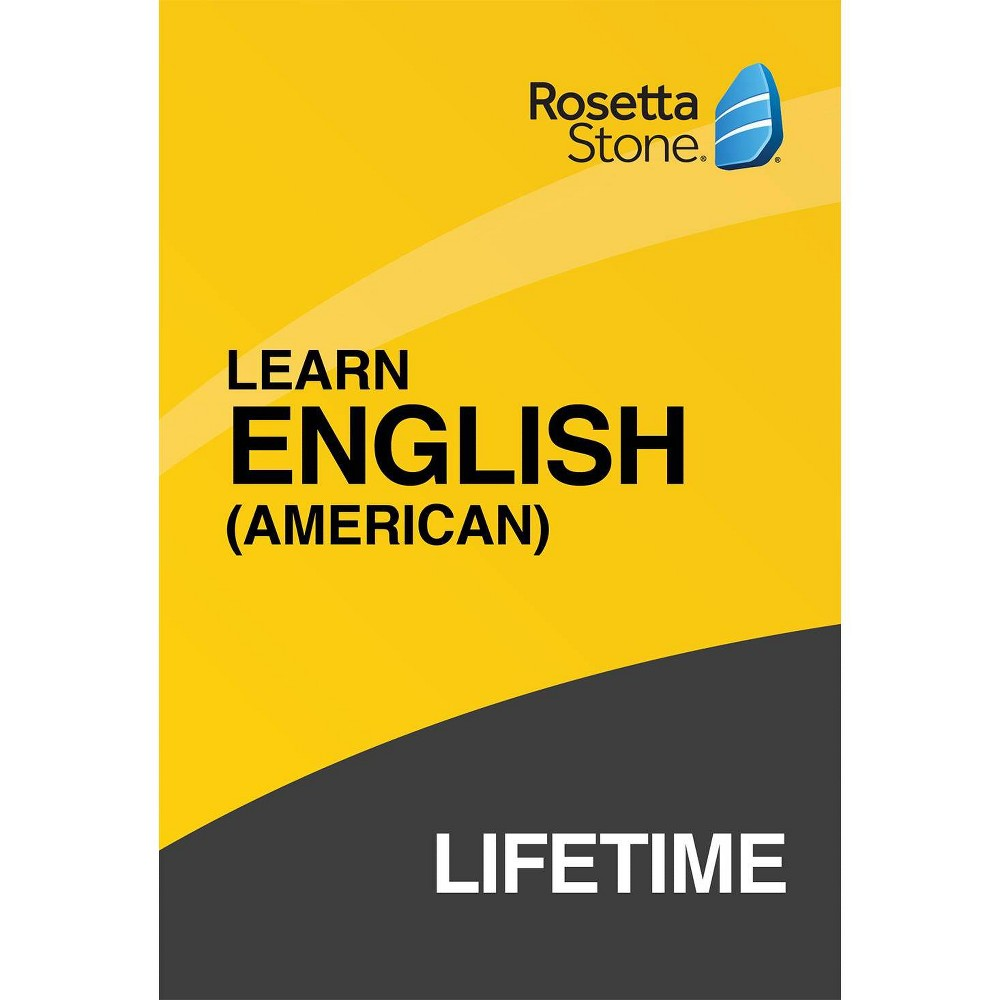 Rosetta Stone Lifetime English was $299.0 now $199.0 (33.0% off)