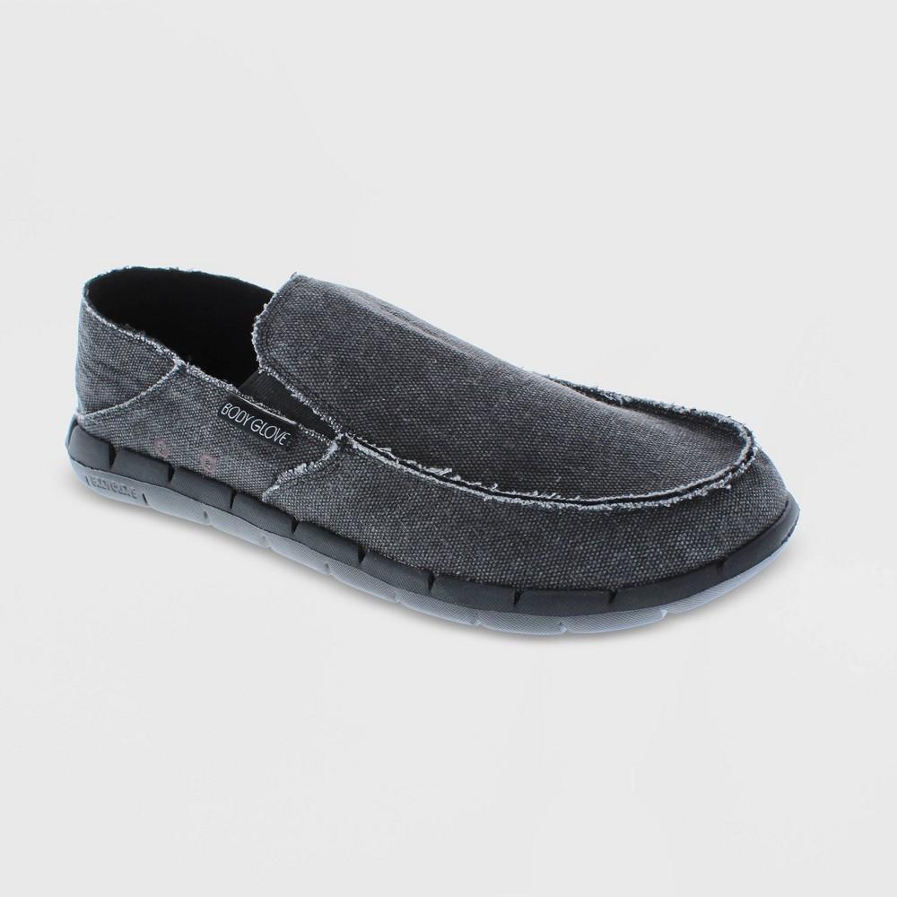 Image of Men's Body Glove Islander Slip On Sandals - Black 8