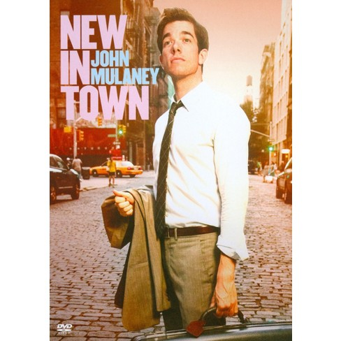 John Mulaney: New in Town (DVD) - image 1 of 1