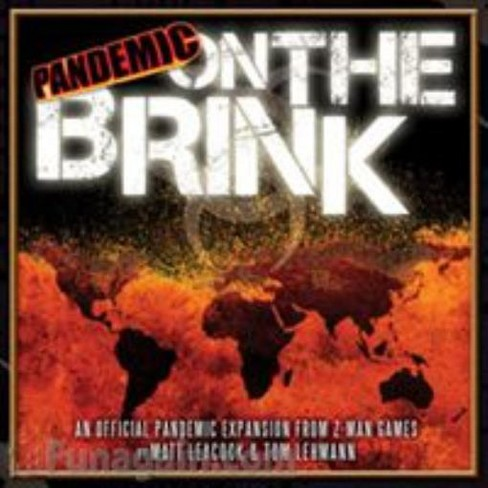 Pandemic - On the Brink Expansion (1st Edition) Board Game - image 1 of 1