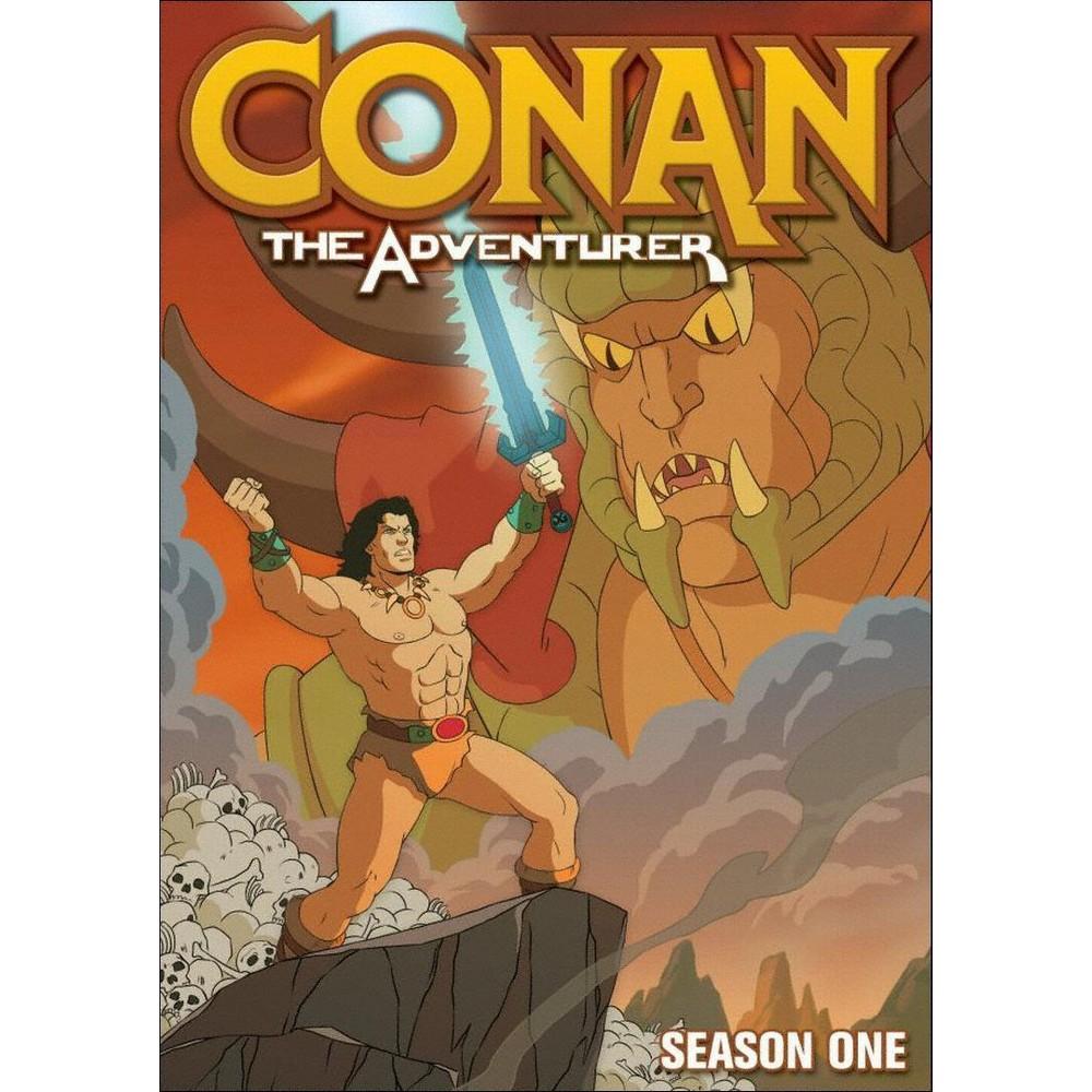 Conan The Adventurer:Season One (Dvd)