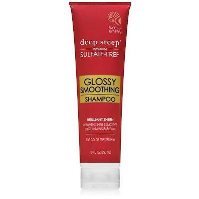 Deep Steep Glossy Smoothing Shampoo - 10 fl oz