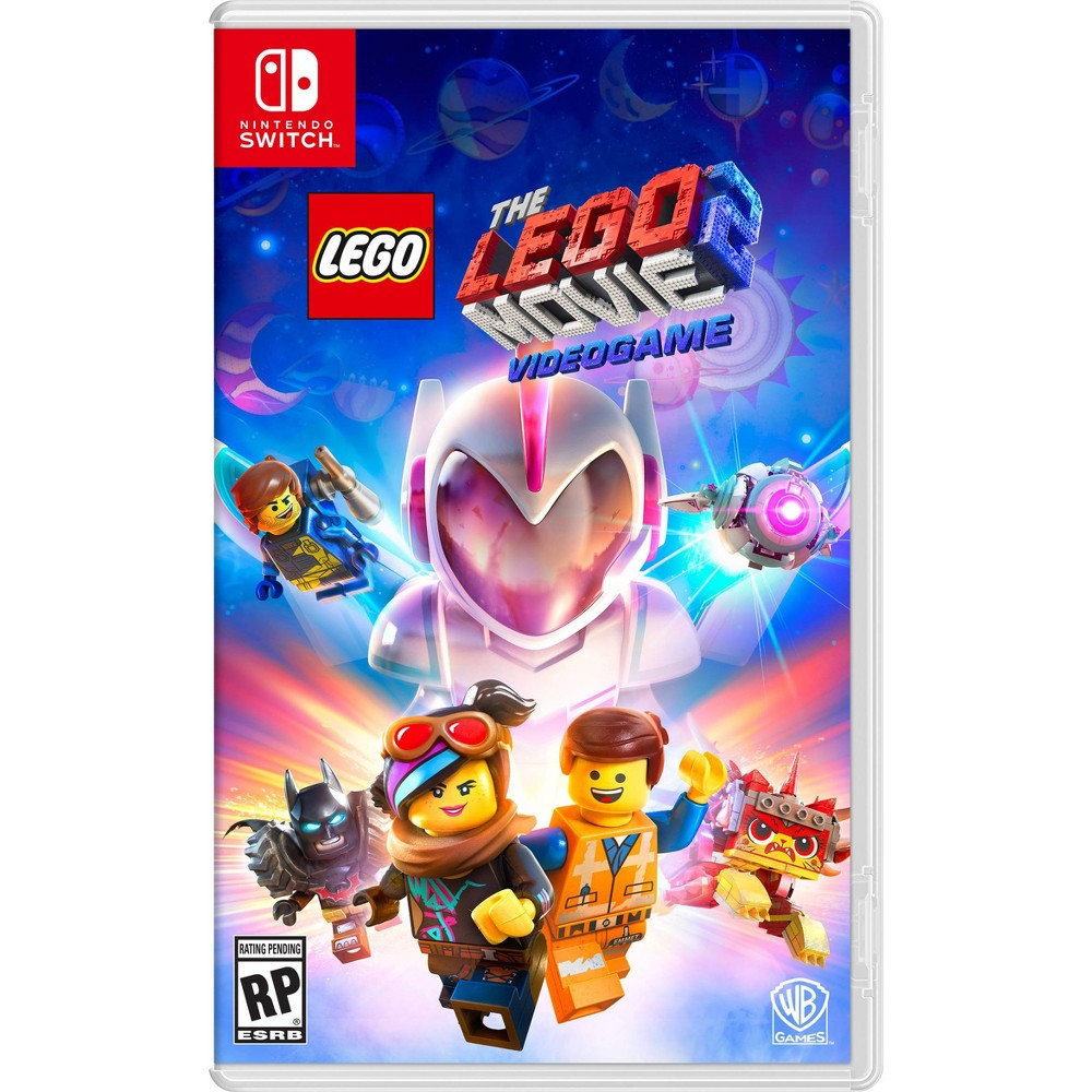 The Lego Movie 2 Video Game - Nintendo Switch The Lego Movie 2 Video Game - Nintendo Switch