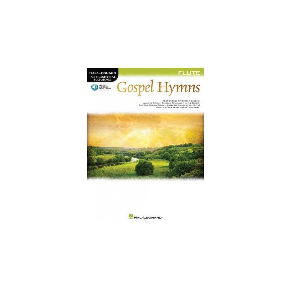 Gospel Hymns : Flute, Includes Downloadable Audio (Paperback)