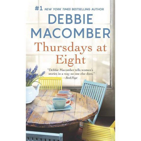 Thursdays at Eight -  by Debbie Macomber (Paperback) - image 1 of 1