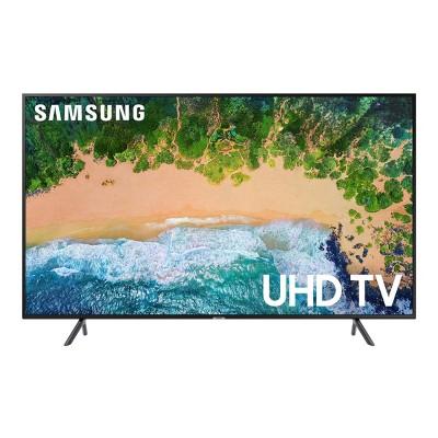 "Samsung 75"" Smart 4K HDR UHD TV - Glossy Black (UN75NU6900)"