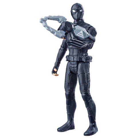 "Spider-Man: Far From Home Marvel's Stealth Suit Spider-Man 6""-Scale Action Figure Toy - image 1 of 11"