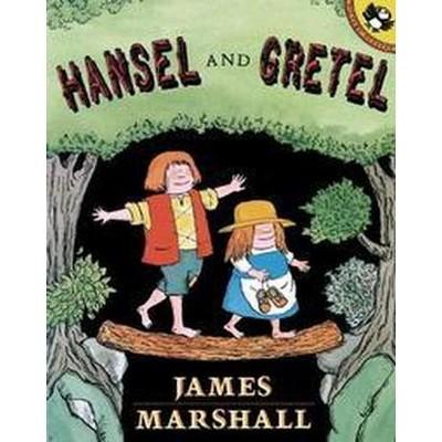 Hansel and Gretel (Reprint)(Paperback)(James Marshall)