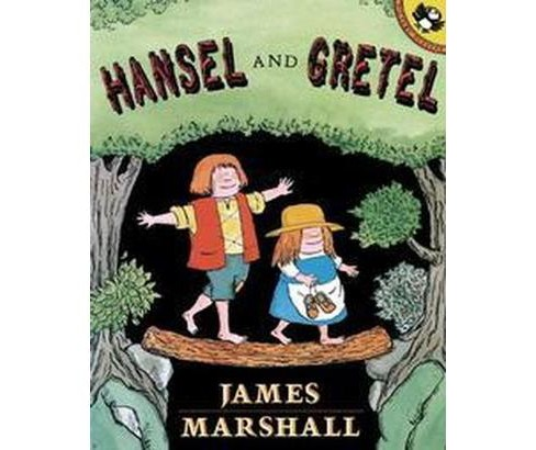 Hansel and Gretel (Reprint) (Paperback) (James Marshall) - image 1 of 1