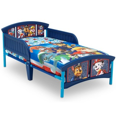 Toddler PAW Patrol Plastic Bed - Delta Children