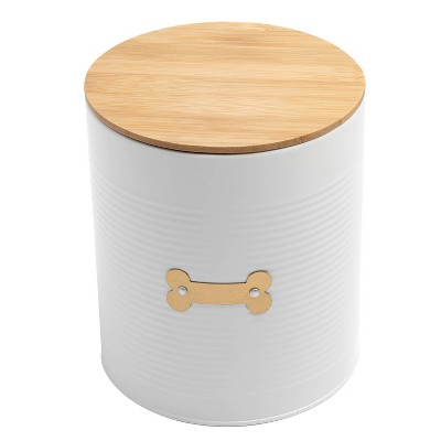 Park Life Designs Hector Food Tin - White