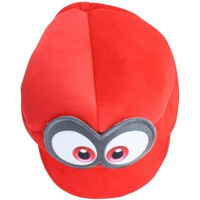 Chucks Toys Nintendo Super Mario Odyssey Cappy Plush Hat