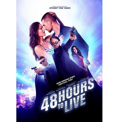 48 Hours To Live (DVD) - image 1 of 1