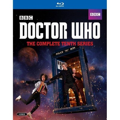 Doctor Who: The Complete Tenth Series (Blu-ray)(2017)