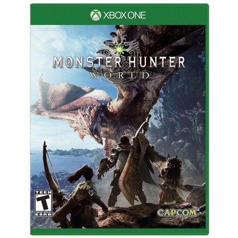 Monster Hunter World - Xbox One - image 1 of 7