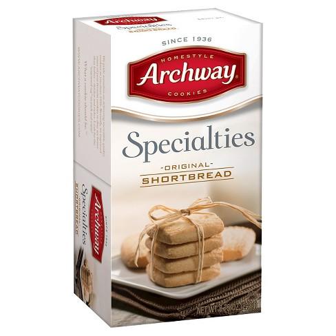 Archway Specialties Original Shortbread Cookies - 8.75 oz - image 1 of 1