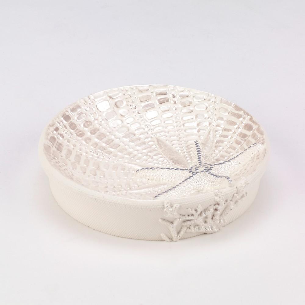 Sequin Shells Soap Dish Buttercup - Avanti
