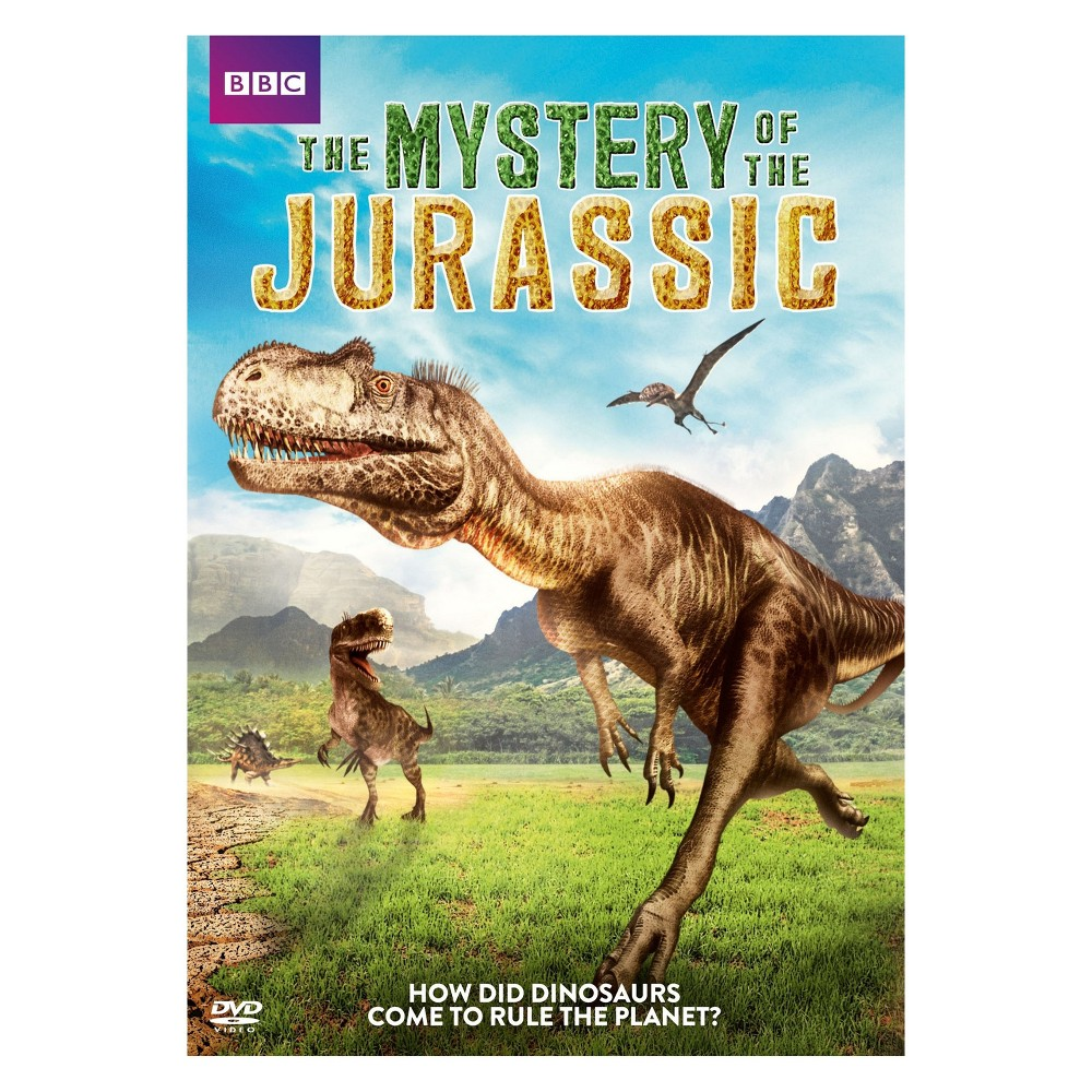 Mystery of the Jurassic (Dvd)