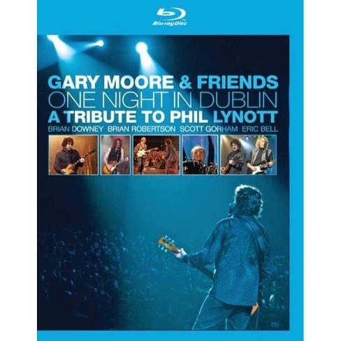 Gary Moore & Friends: One Night in Dublin (Blu-ray) - image 1 of 1