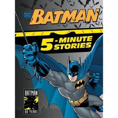 Batman 5-Minute Stories (DC Batman) - by  DC Comics (Hardcover)