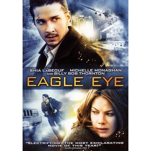 Eagle Eye Dvd Target