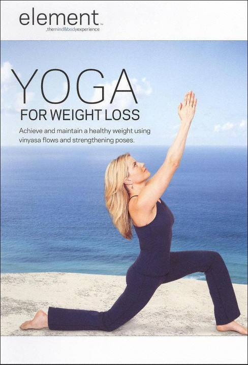 Element:Yoga for weight loss (DVD) - image 1 of 1