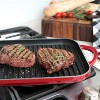 """Nordic Ware Pro Cast Traditions Slim Grill, 17"""", Cranberry - image 2 of 4"""