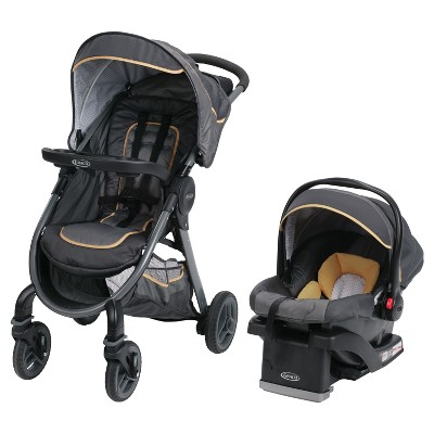 Graco® FastAction Fold 2.0 Travel System - Sunshine