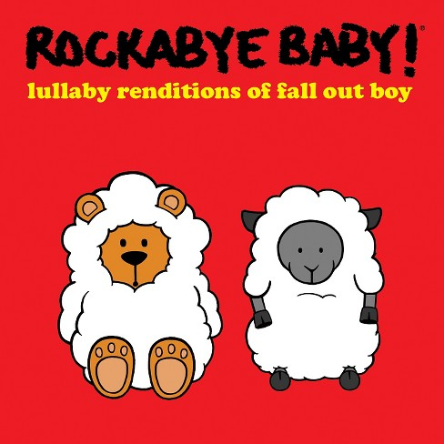 Various - Lullaby renditions of fall out boy (CD) - image 1 of 1
