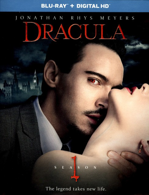 Dracula:Season one (Blu-ray) - image 1 of 1