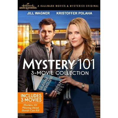 Mystery 101: 3-Movie Collection (DVD)(2021)