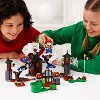 LEGO Super Mario King Boo and the Haunted Yard Expansion Set Collectible Toy for Kids 71377 - image 3 of 4