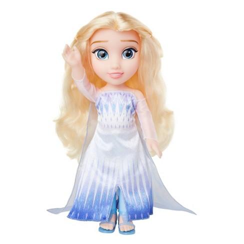 Disney Frozen 2 Elsa the Snow Queen Doll - image 1 of 4
