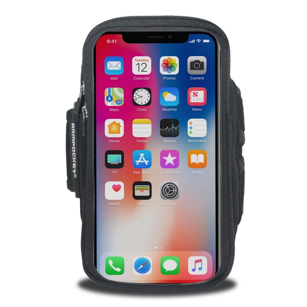 Armpocket X Armband (fits up to 6 Phone) - Black