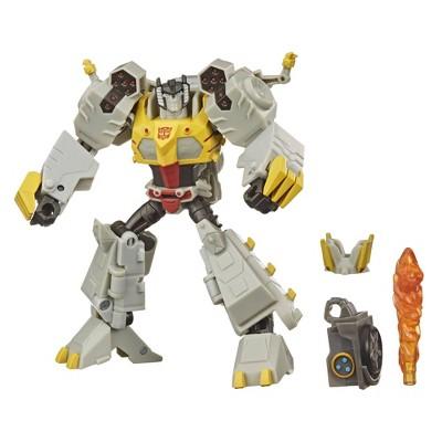 Transformers Bumblebee Cyberverse Adventures Deluxe Grimlock