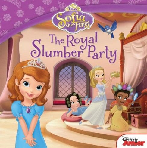 The Royal Slumber Party (Paperback) by Catherine Hapka - image 1 of 1