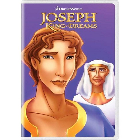 Joseph: King of Dreams (DVD) - image 1 of 1
