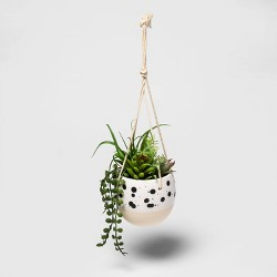 Speckled hanging planter - Project 62™