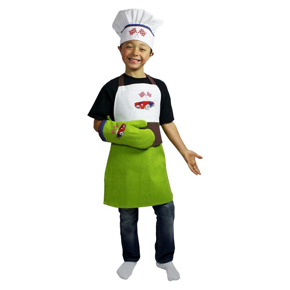 Image of 3pc Kids Set Roadster - Mu Kitchen