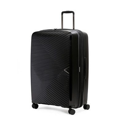 SWISSGEAR 28  Geneva Hardside Expandable Suitcase - Black