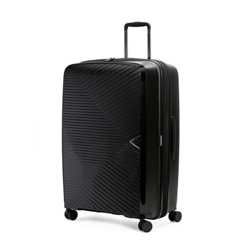 """SWISSGEAR 28"""" Geneva Hardside Expandable Suitcase - Black - image 1 of 4"""