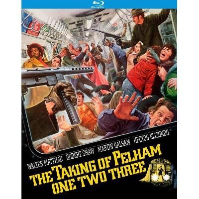 The Taking Of Pelham One Two Three (Blu-ray)(2016)
